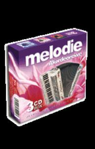 Akordeonowe Melodie #1 - 3 CD BOX - 2833459739