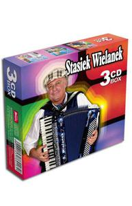 Stasiek Wielanek - 3CD BOX - 2833459746