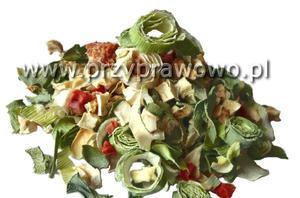Mieszanka warzywna kostka 100g - 2832871770