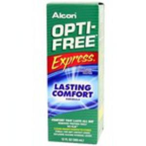 Opti-Free Express - 355ml+ pojemnik - 2829383238