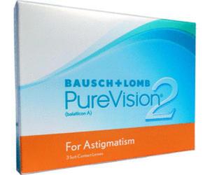 Bausch&Lomb Purevision 2 Toric - 3 sztuki - 2829383268