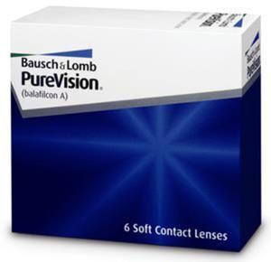 Bausch&Lomb Purevision Nigh & Day - 6 sztuk - 2829383202