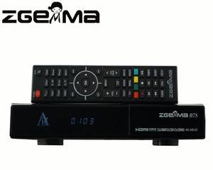 Tuner satelitarny ZGEMMA H7S 4K ENIGMA2 DVB-S2/S2X + DVB-T2/C - 2859860006