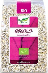 Amarantus ekspandowany 100g Bio Planet - 2860447200