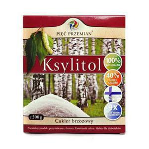 Ksylitol - naturalny s - 2860447098