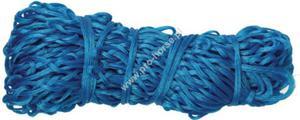 Siatka na siano York duża z drobnymi oczkami błękitna - 2852729585