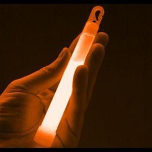 Świetlik Lightstick CYALUME 8h - pomarańczowy - 1852879196