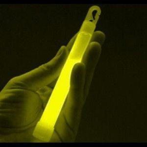 Świetlik Lightstick CYALUME 8h - żółty - 1852879199