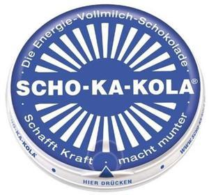 Czekolada mleczna Scho-Ka-Kola, 100g - 1852879259