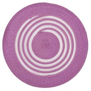 Podkładka na stół 38 koło E DIANA róż - 2845476353