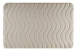 Dywanik łazienkowy 60x90 WAVE beż - 2835027017