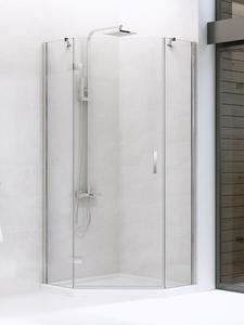 Kategorie Kabiny Prysznicowe Półokrągłe Rozmiar 90x90 New