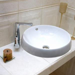 Lavita umywalka nablatowa Adalar 48x48cm Z617 - 2859742001