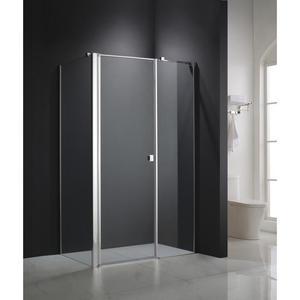 Askopol Bergo Plus kabina prysznicowa kwadratowa prawa 90x90x195 cm z powłoką Askoclean - 2880650781