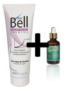 Hairbell szampon 250ml + Tonik Tiande 50ml - 2844487960
